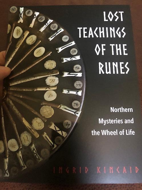 Lost Teachings of the Runes