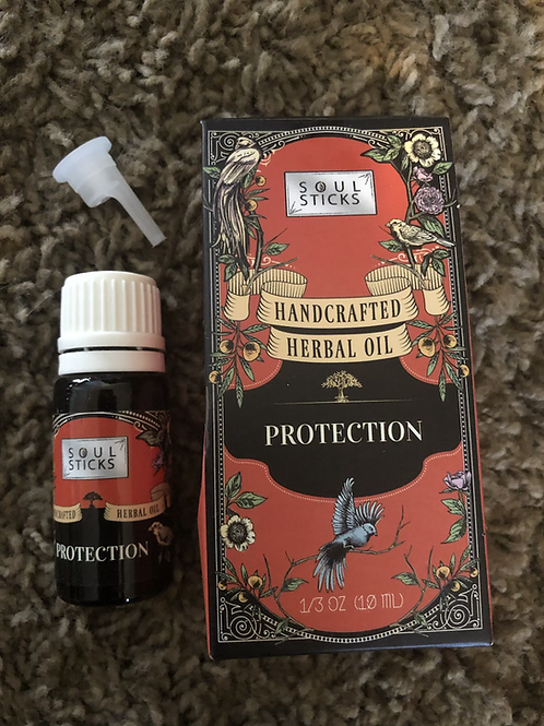 Protection Herbal Oil