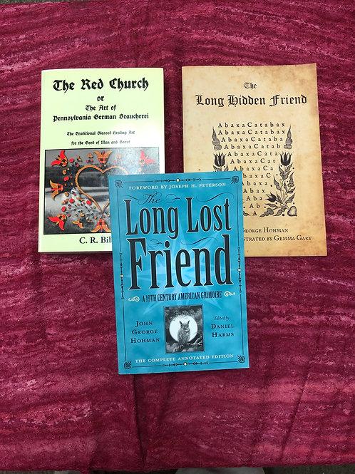 Pennsylvaian Dutch Book Set