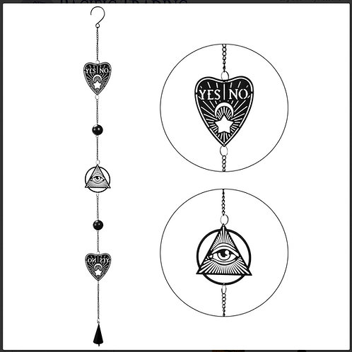 Ouija Wind Chime