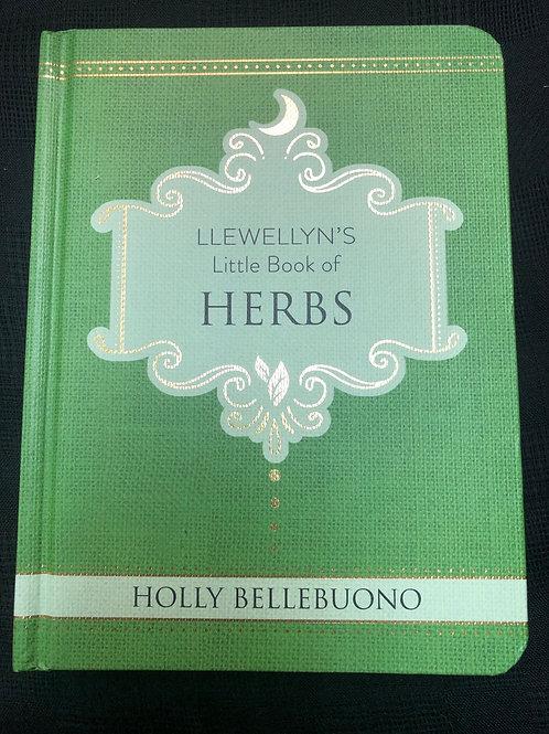 Little Book Of Herbs