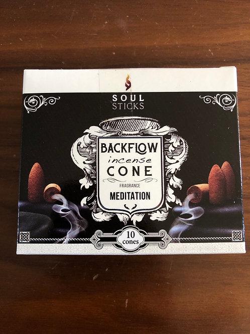 Backflow Cones (Meditation)