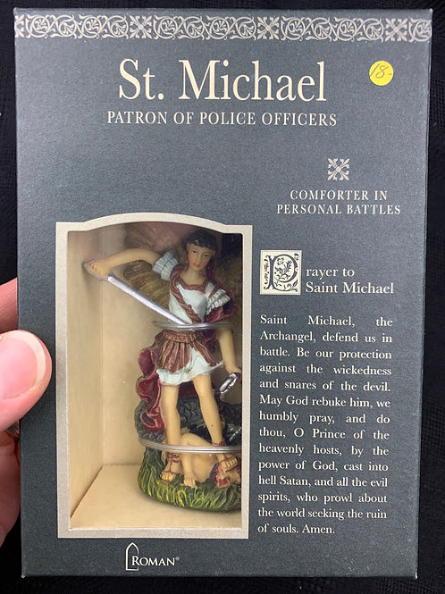 St. Michael Prayer Kit