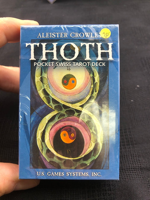 Thoth (Crowley) pocket size