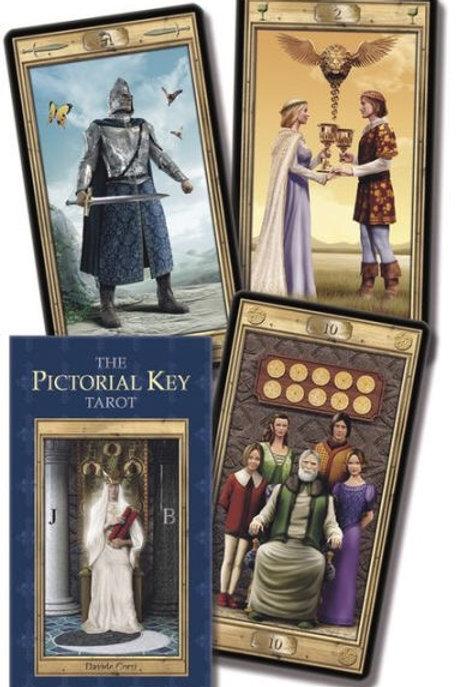 The Pictoral  Key Tarot