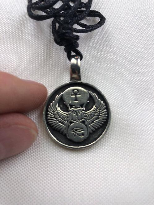 Egyptian Scarab Pendant