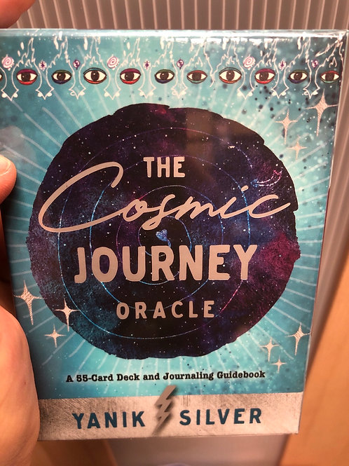 The Cosmic Journey Oracle Deck