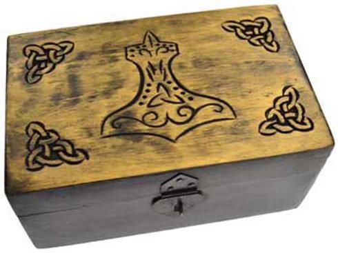 Thor's Hammer Mjollnir Box