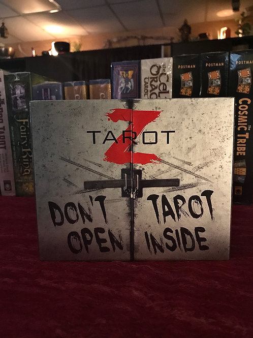 Z Tarot Deluxe Box Set