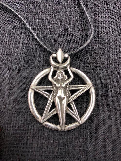 Pagan Goddess Pendant