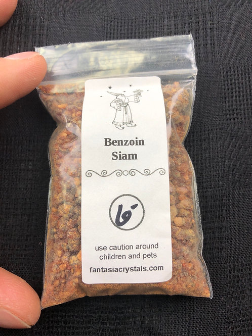 Benzoin Siam Stryrax Resin Incense
