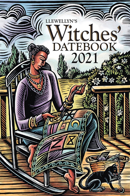 2021 Witches' Datebook