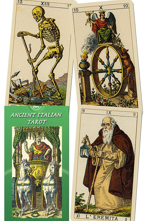 Ancient Italian Tarot
