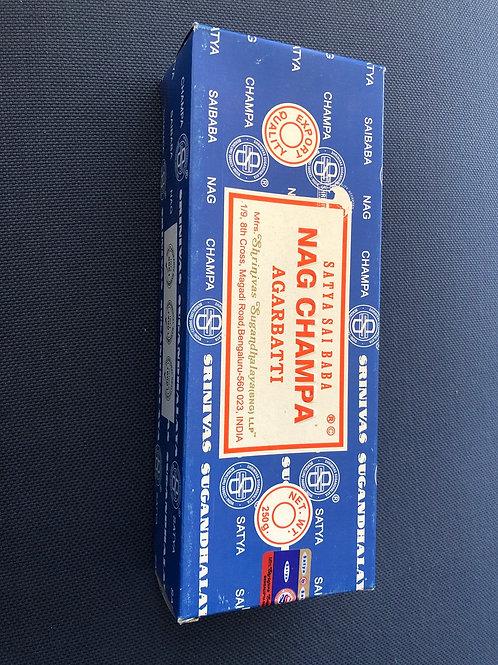 Nag Champa Incense Sticks (large box)