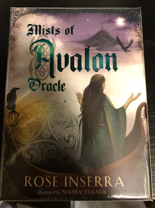 Mists of Avalon Oracle Deck