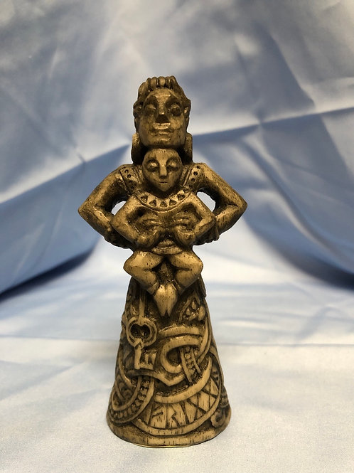 Frigga (Frigg) Small Stone Finish Statue