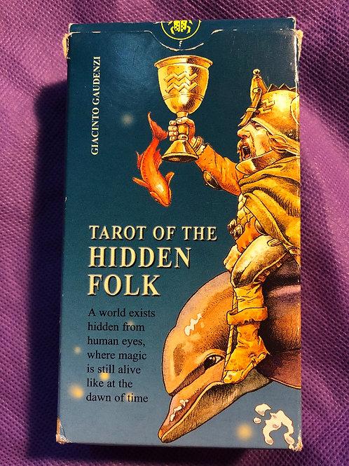 Tarot of the Hidden Folk (out of print)