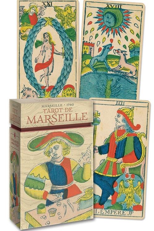 Tarot de Marseille 1760 Limited Edition