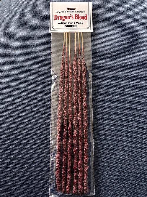 Dragon's Blood Resin Incense Sticks