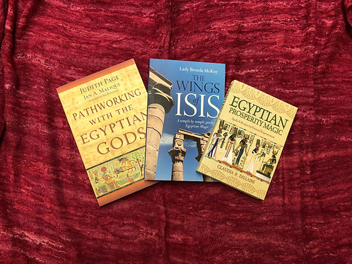 Egyptian Book Set