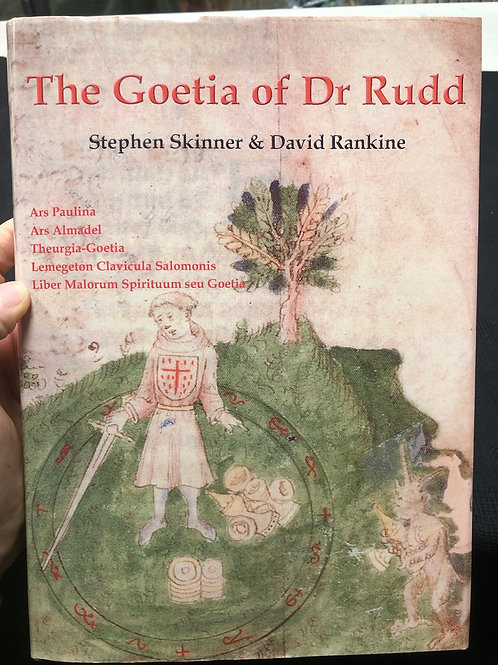 Goetia of Dr. Rudd