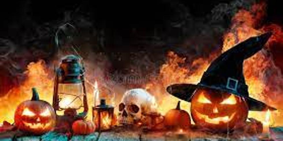 Samhain and Halloween History, Lore & Ritual (Free Community Event)
