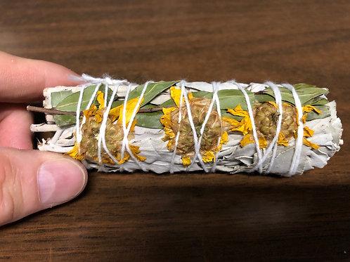 White Sage & Sunflower Bundle