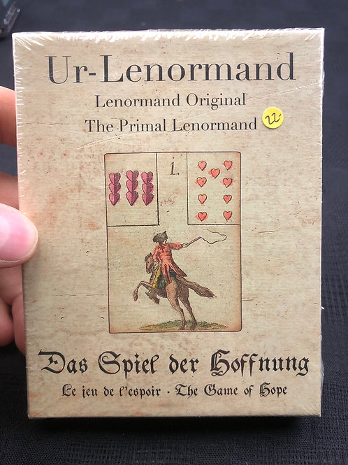 Ur-Lenormand Primal Oracle Cards