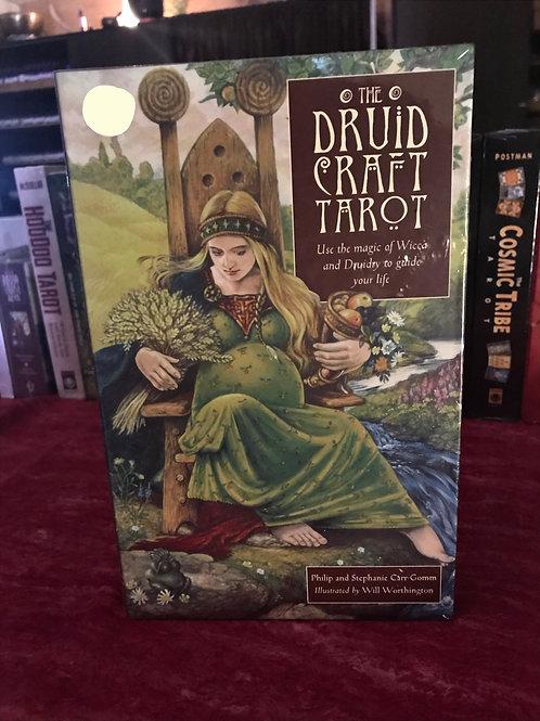 Druid Craft Tarot Box Set