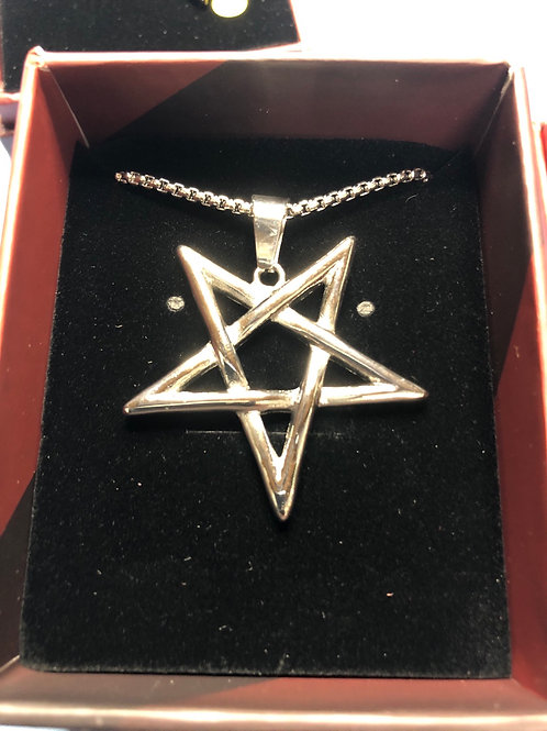 Inverted Pentacle/Pentagram