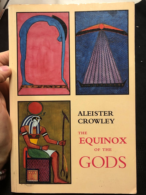 Equinox of the Gods- hard to find