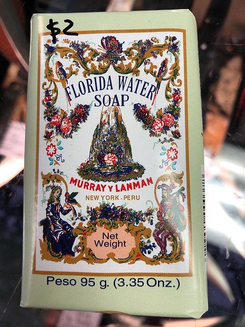 Florida Water Soap Bar