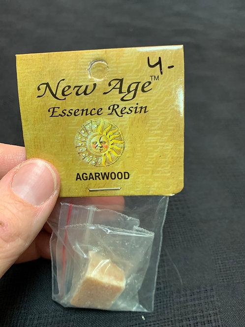 Agarwood resin