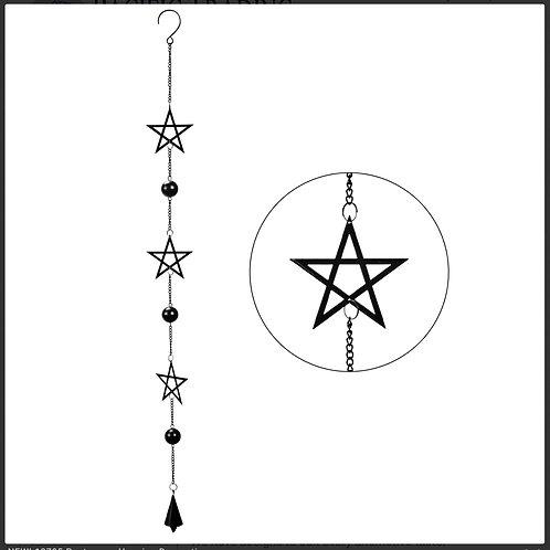 Pentagram Wind Chime