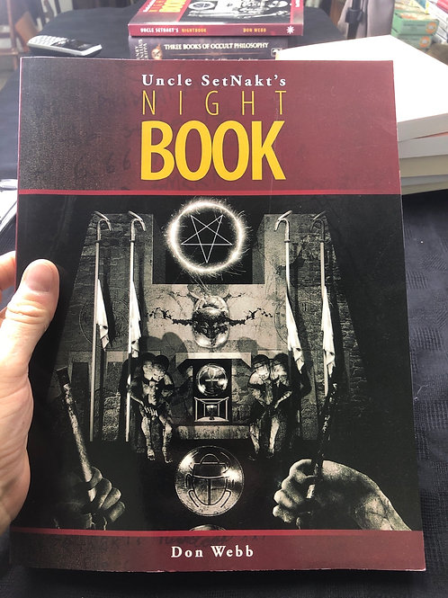 Uncle SetNakt's Night Book