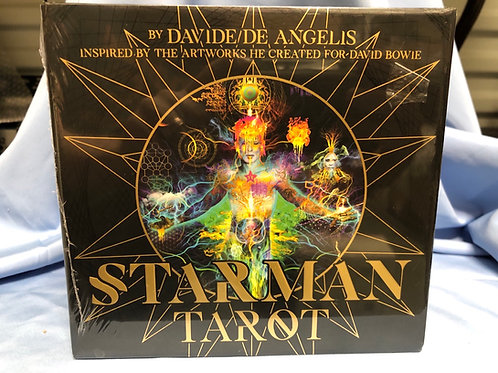Starman (David Bowie) limited deluxe tarot set