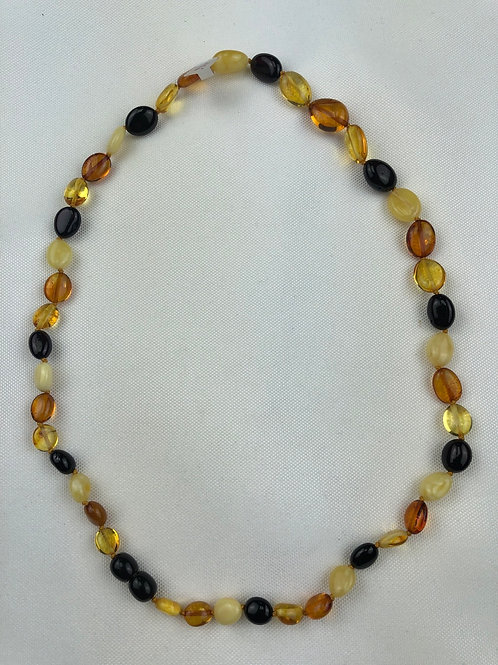 """Baltic Amber Necklace 20"""""""