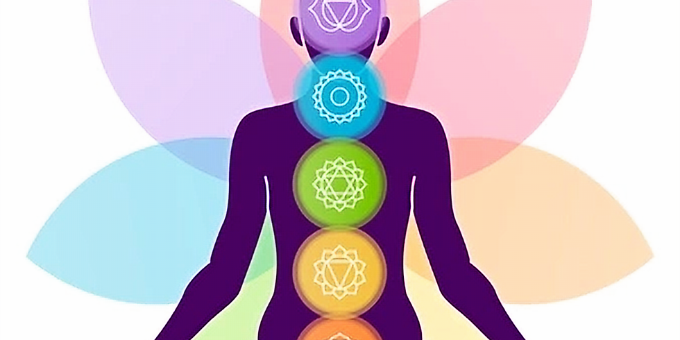 Practical Intro to Chakras $15 (cash only, exact change please)