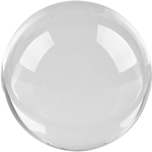 Scrying (Gazing) Sphere (Clear, 50mm)