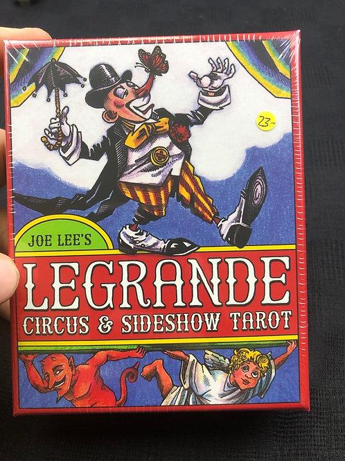 Legrande Circus & Sideshow Tarot