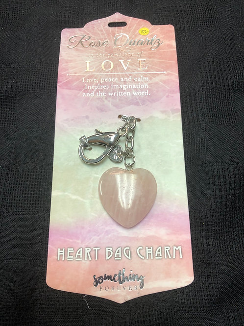 Crystal Key Chain- Love