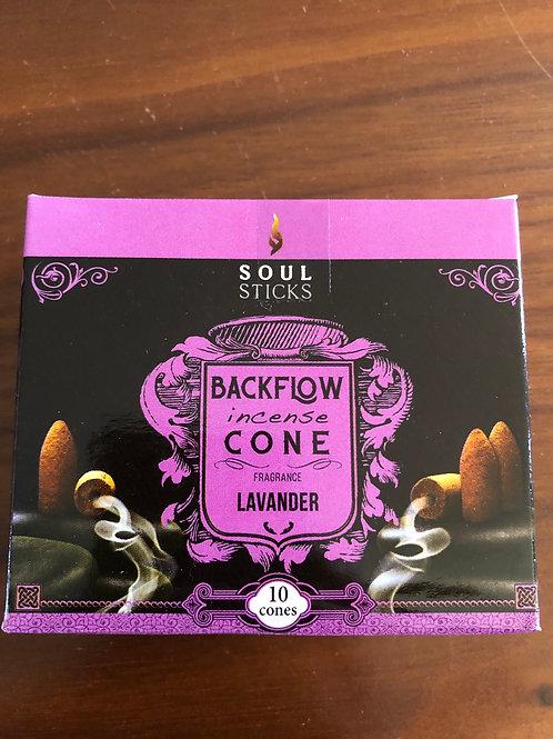 Backflow Cones (Lavender)