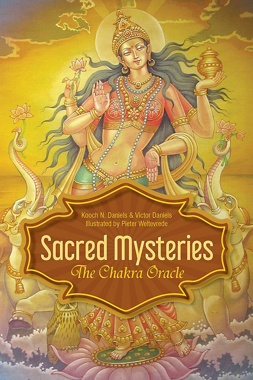 Sacred Mysteries Chakra Oracle