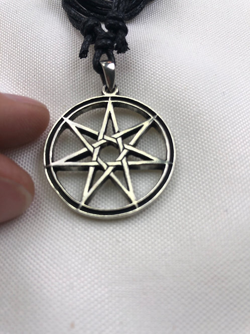 Fairy Star (7 Point) Pendant