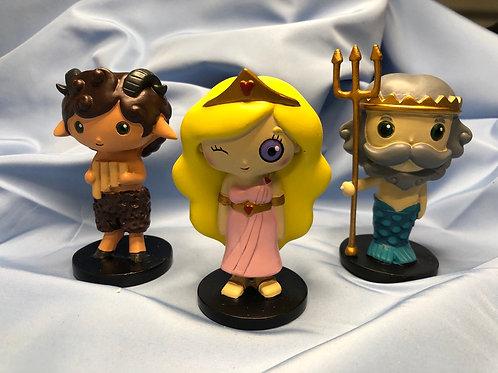 Greek Mini Statues (Greekies) Pick your favorite