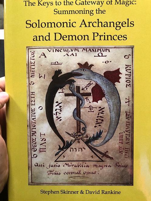 Solomonic Archangels and Demon Princes