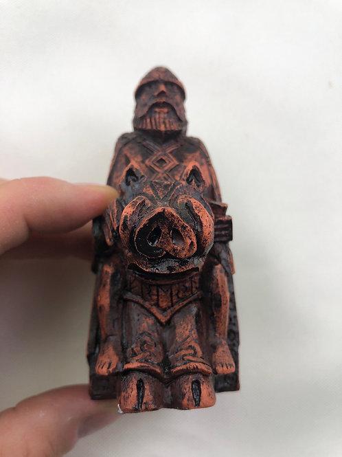 Freyr Statue (small)