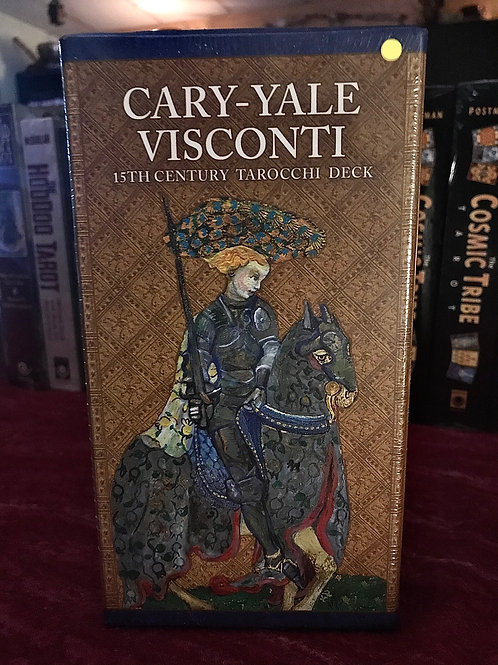 Cary-Yale 15th Century Tarocchi Deck