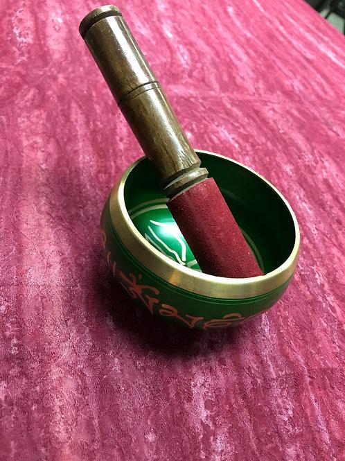 Singing Bowl Green