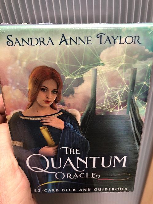 The Quantum Oracle Deck